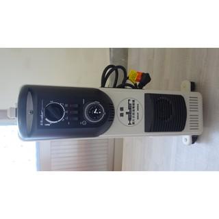 德國 嘉儀葉片式 電暖爐 12片 KE212TF  高科技恆溫不耗氧