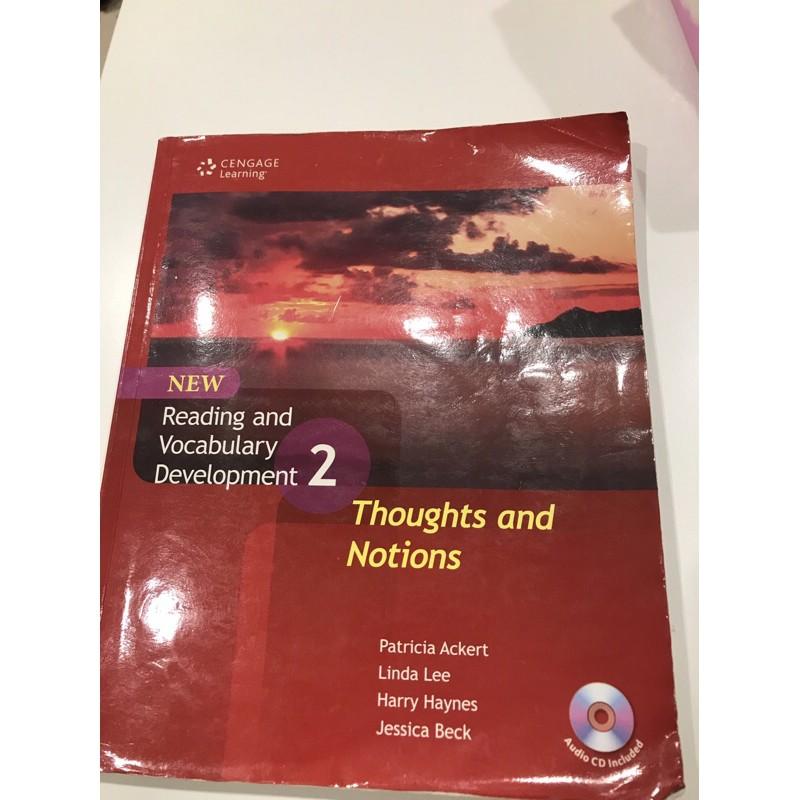 Reading and Vocabulary Development 2  英文書