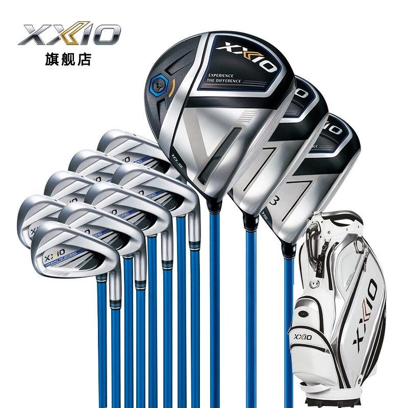 🌿新品上市 免運🌿XXIO XX10高爾夫球桿MP1100系列套桿男士桿全套2020新款日本進口