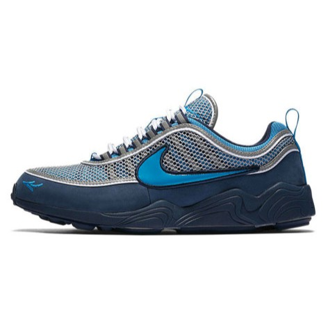 R'代購 NikeLab Air Zoom Spiridon 16 STASH 灰藍Nike AH7973-400 男女