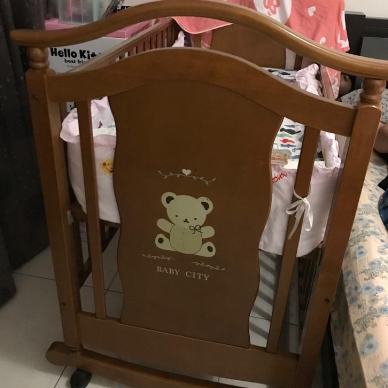 Baby city嬰兒床