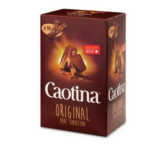 可提娜Caotina頂級瑞士巧克力粉分享包10入 新北市