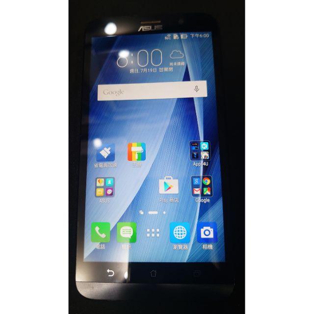 ASUS ZenFone 2 ZE551ML Z00AD 4G+64G 4G雙卡機  二手機 中古機 零件機 故障機