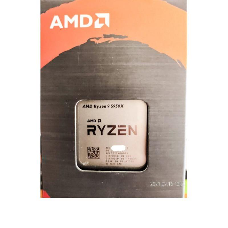 全新台灣代理商現貨 AMD Ryzen 9 5950X,可刷卡