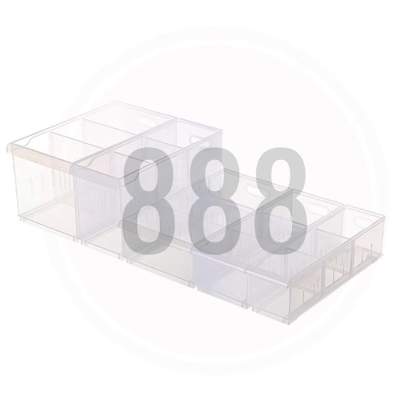 *🦀️ 聯府 KEYWAY LF1001 LF1002 LF1003 LF1004 LF1005 Fine隔板 整理盒