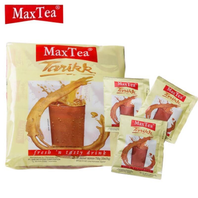 【小丸子】印尼MaxTea 美詩泡泡奶茶25g 嘗鮮包