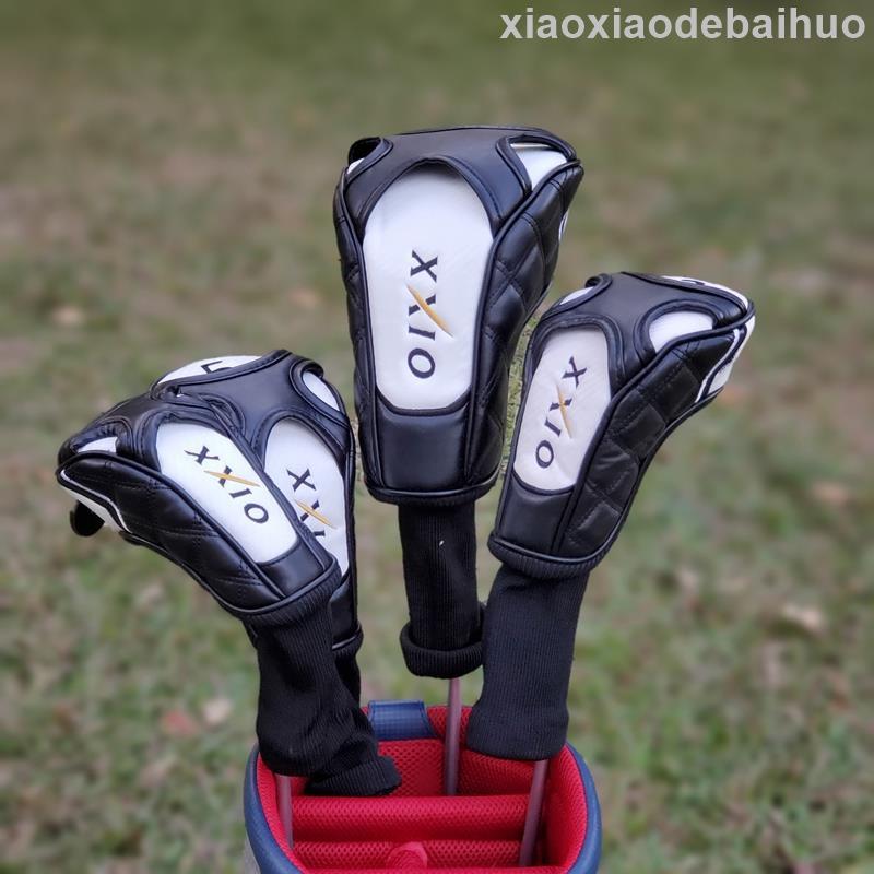 XXIO高爾夫木桿套 桿頭套 帽套球桿保護套 XX10球頭套高爾夫球桿