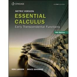 <團購最省>Essential Calculus 4/e Larson 9789579282079