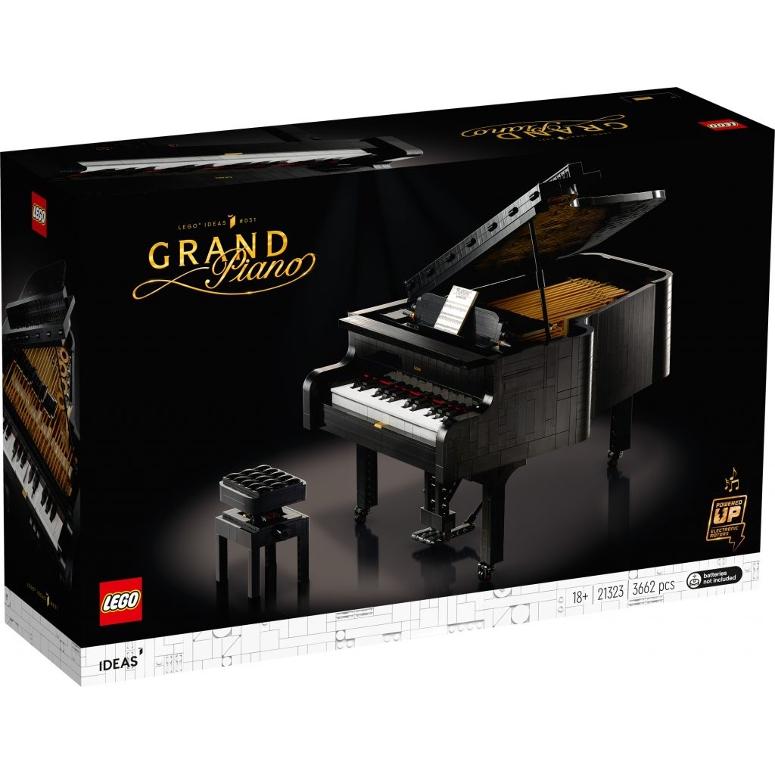 LEGO 21323 IDEAS系列 樂高鋼琴