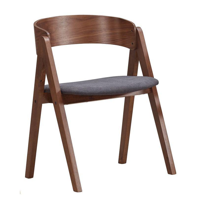 【MB1059-12】特威爾餐椅(布)(實木)