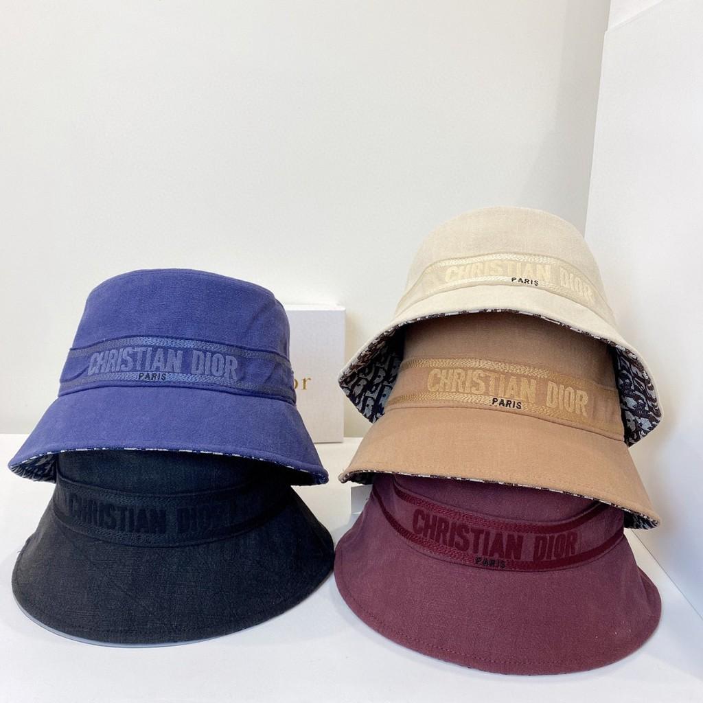 DIOR迪奧2021新款時尚男女同款四季爆款 漁夫帽