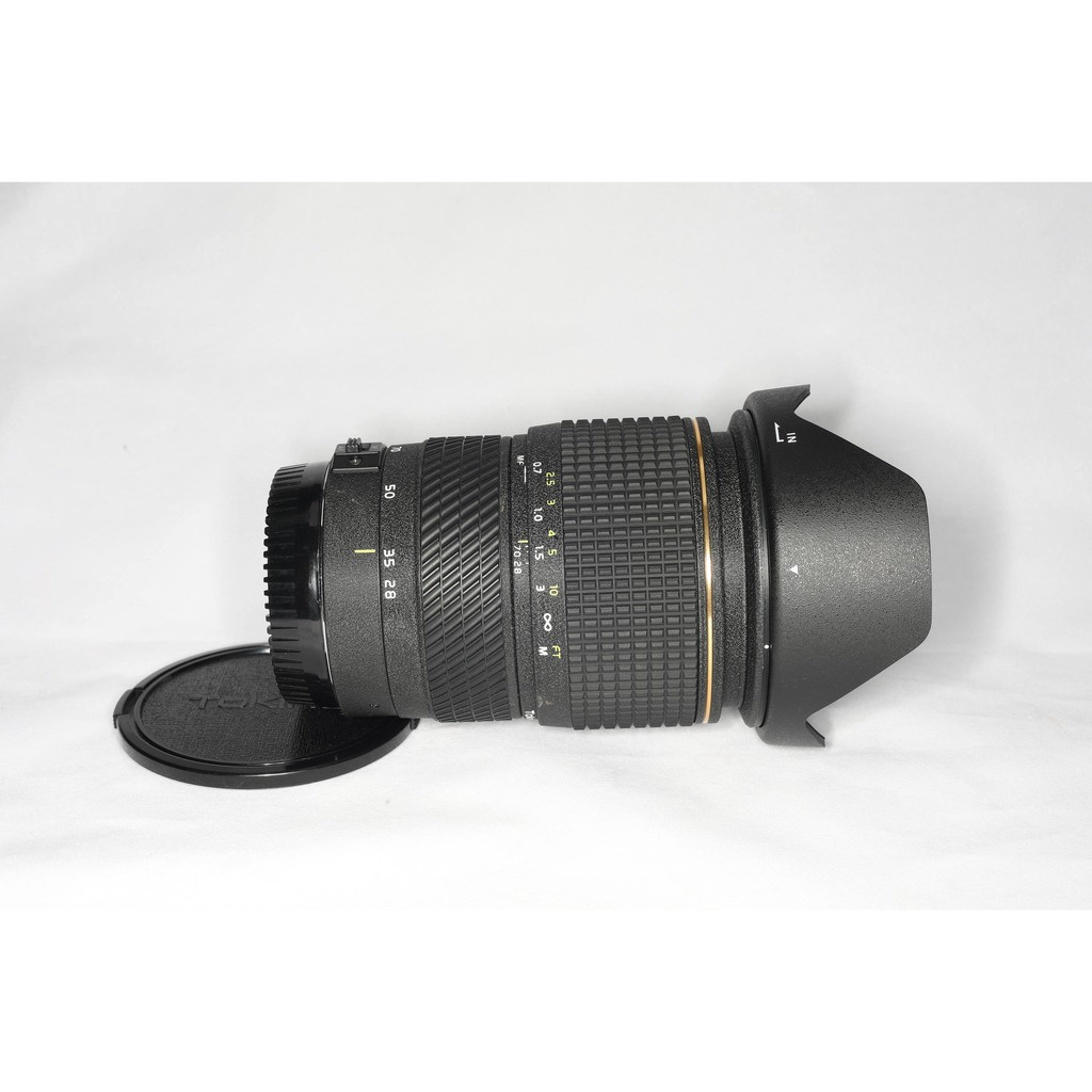 【暑期出清】Tokina AT-X Pro 28-70mm II,Canon 用全幅變焦鏡頭,最低價~