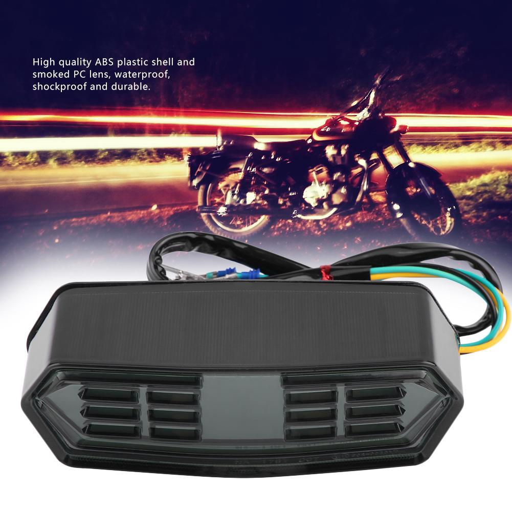 本田MSX的Moto尾燈尾燈轉向燈