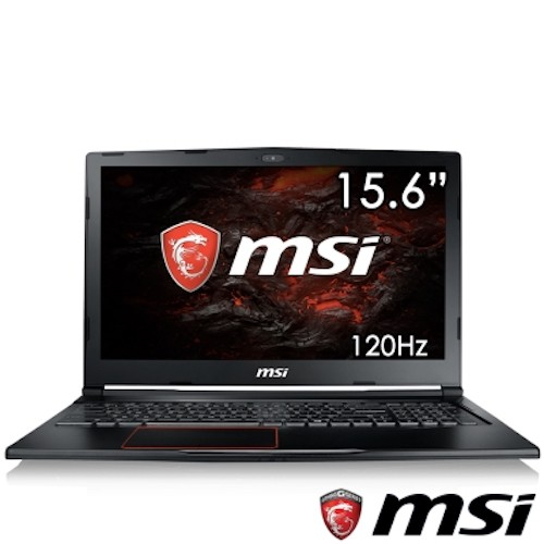 MSI微星 GE63VR-201 15吋電競筆電(i7-7700/GTX1070/256G+1T 免卡分期 台中誠選良品