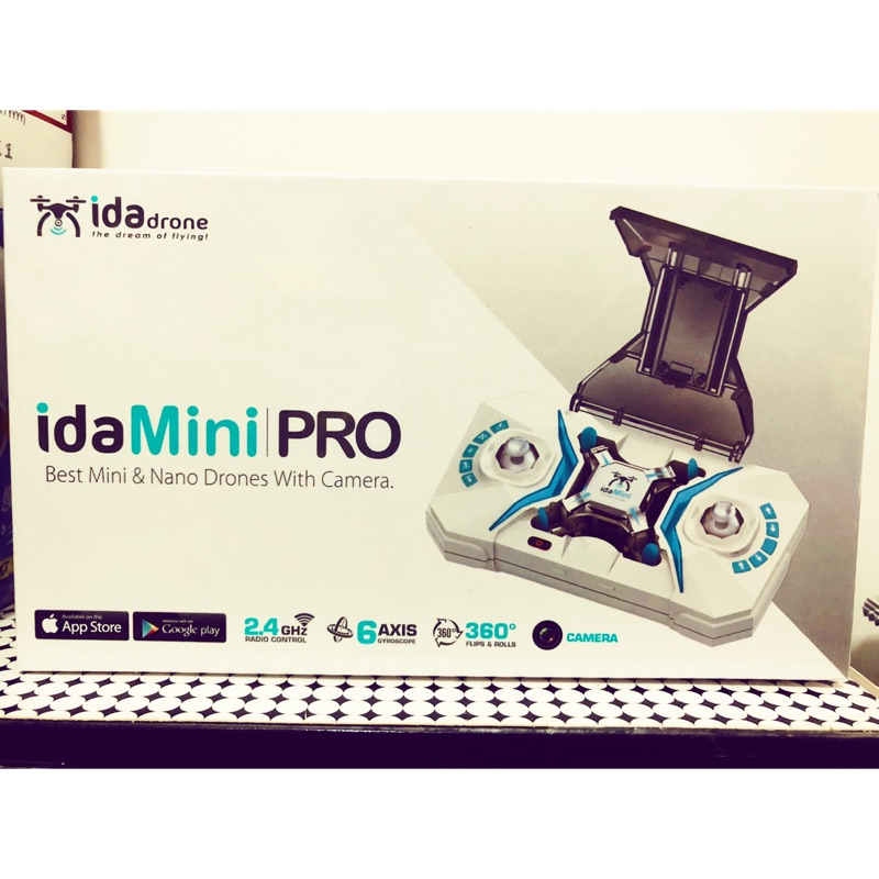 ida Mini PRO迷你空拍機(原價2990元/台)