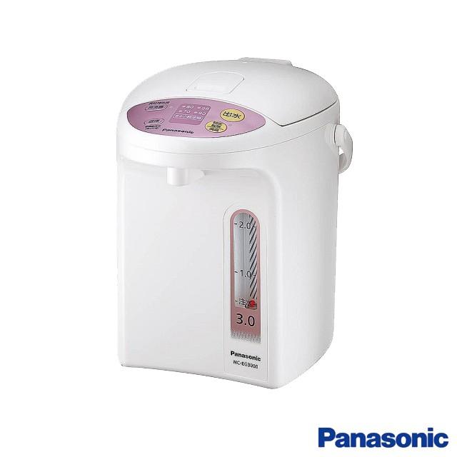 Panasonic 熱水瓶NC-EG3000 (3L/粉色)