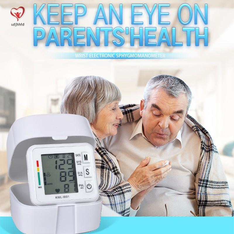 數字電子血壓測量儀機便攜式脈搏率測量儀