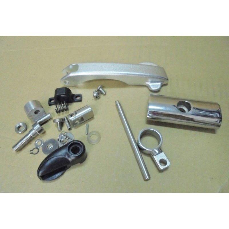 『新鐵馬車行』DAHON MU P8 /vd7 /sp8 車架摺疊盒螺絲 附安全扣 摺疊關節補修品