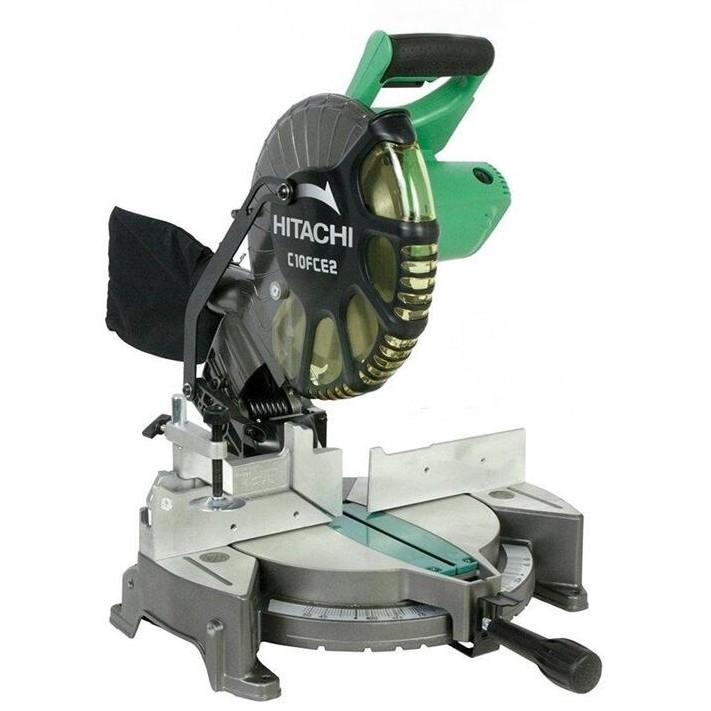可刷卡【台灣工具】日本 C10FCE2 日立 HITACHI 萬能多角度圓鋸機 10吋 切斷機 255mm