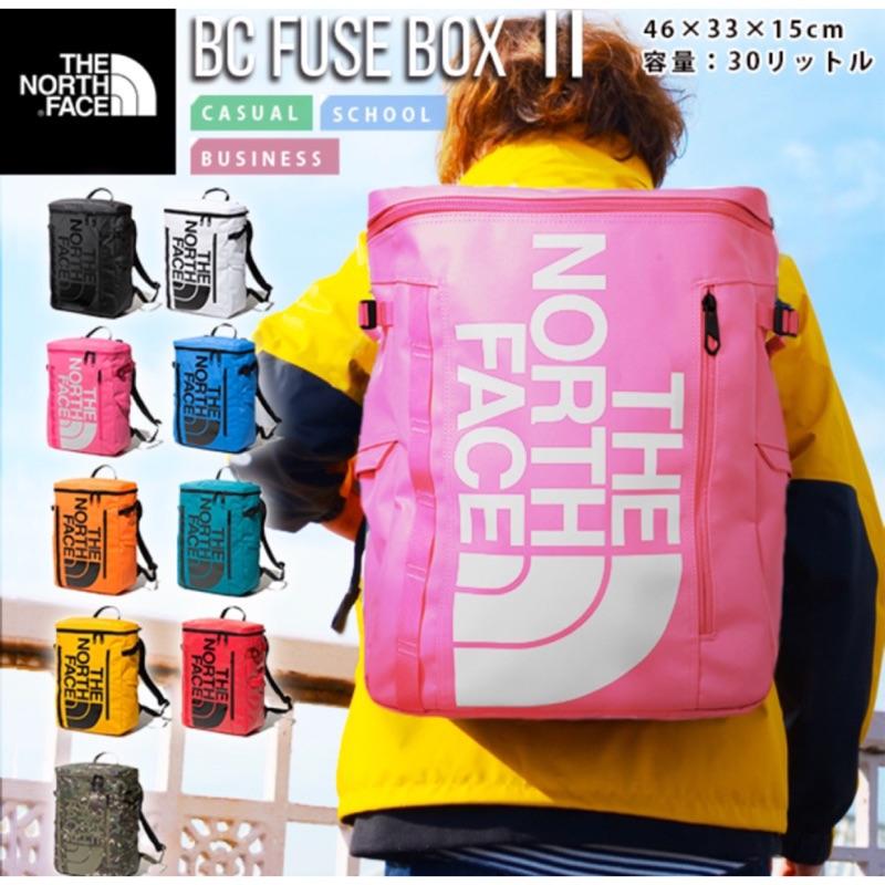 《預購》The North Face BC Fuse Box 日本限定 後背包 防水 大容量 30L 筆電包