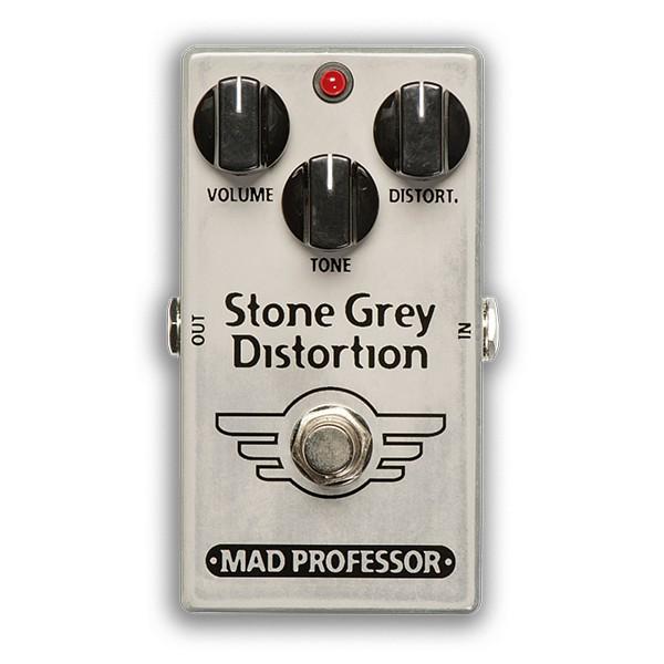 Mad Professor Stone Grey Distortion 破音 效果器 公司貨 【宛伶樂器】