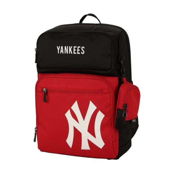 MLB kids 悅悅  紐約洋基雙肩後背包 小學生書包 防駝背書包 減負脊椎書包 棒球書包 低年級書包 兒童雙肩背包