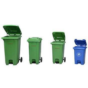 ~All Castles~ 大型垃圾桶 60L / 100 / 120 / 240公升資源回收桶 分類 腳踏式垃圾桶