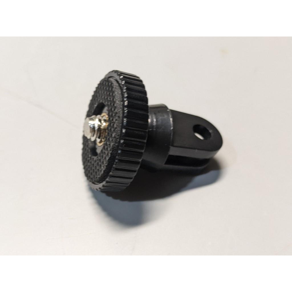 1/4英吋螺絲轉接頭 適配器 適用Insta360 One X2、Theta Z1、Theta V、Theta SC2