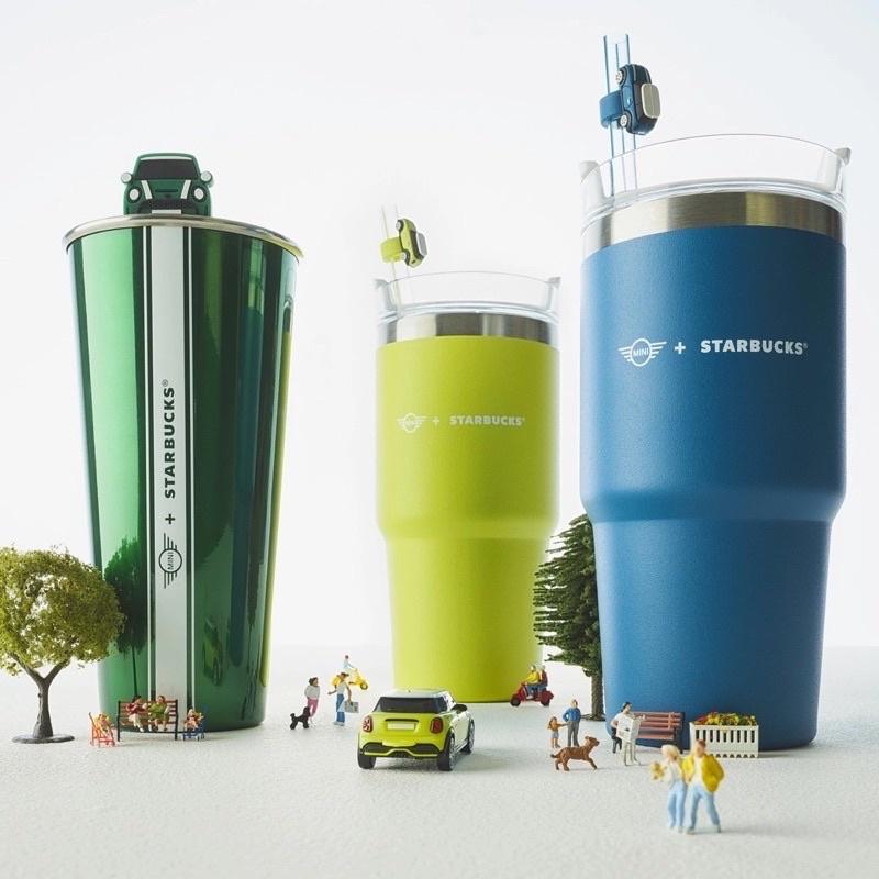 韓國網路購買,請先問問喔 韓國星巴克 MINI Cooper 隨手杯 限量 史丹利杯 儲值卡 MINI迷你車