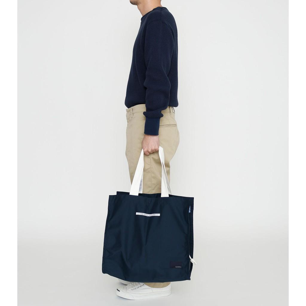 { NEONX } 代購 nanamica Shopping Bag 3L 尼龍 購物袋 側背包 托特包