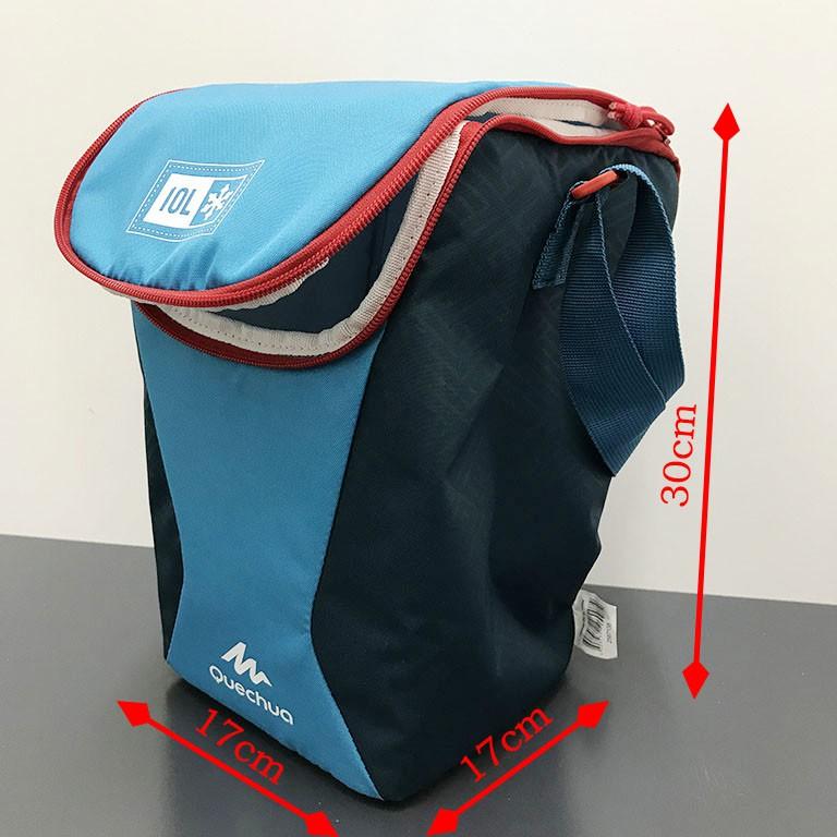 ♣❣迪卡儂保溫包戶外露營保冷包野餐保溫包餐包便當包保鮮午餐便攜