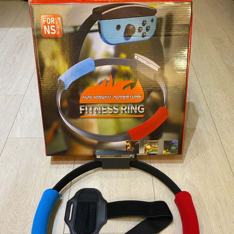 任天堂 Nintendo Switch Ring Fit Adventure 健身環大冒險 Ring Con 配件 副廠