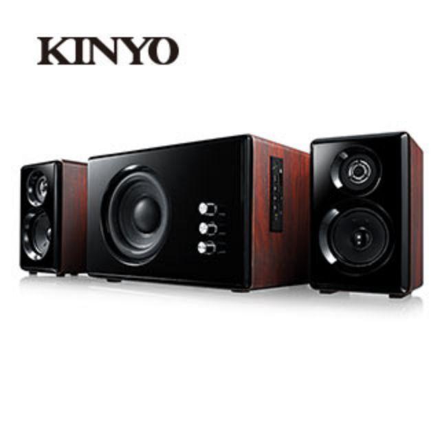 KINYO KY-1852 2.1電腦多媒體喇叭