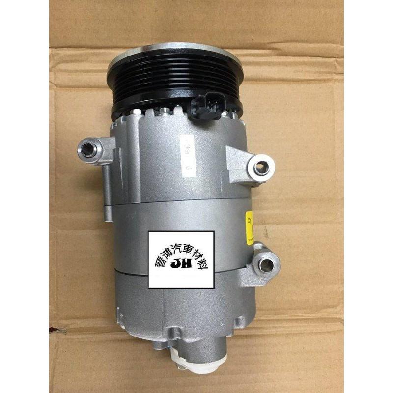 ※瑞朋汽材※福特佛卡斯 FOCUS 2.0 TDCI柴油 07-2012 冷氣壓縮機 車廠OE件 純新