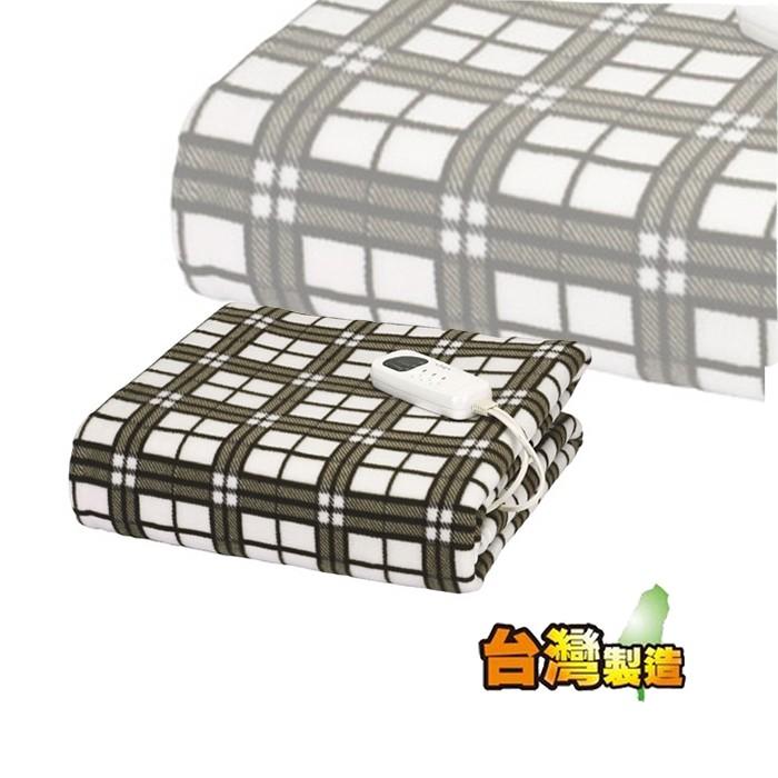 Dowai微電腦雙人可水洗電熱毯EL-520(電毯/發熱墊/多偉/台灣製造/台灣商檢局認證合格)