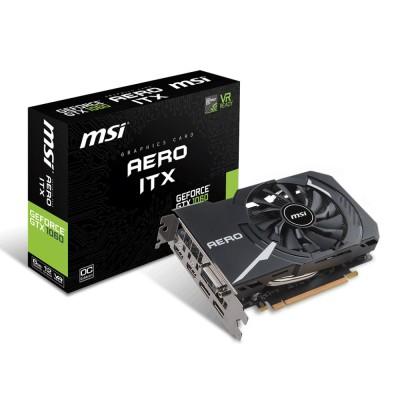 MSI 微星 GeForce GTX 1060 AERO ITX 6G OC