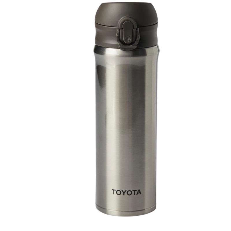 Toyota 彈蓋保溫瓶(不鏽鋼)