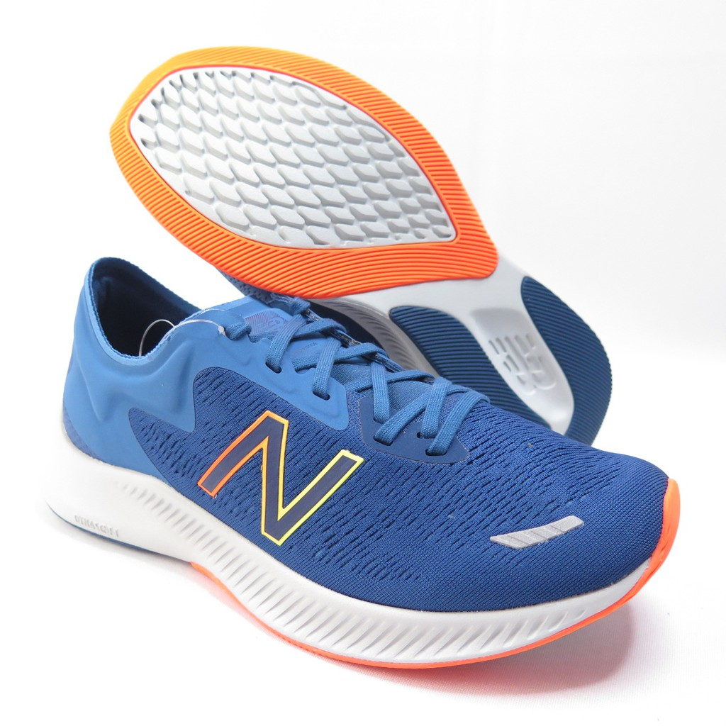New Balance PESU 輕量慢跑鞋 男款 2E楦 MPESULP1 藍【iSport愛運動】