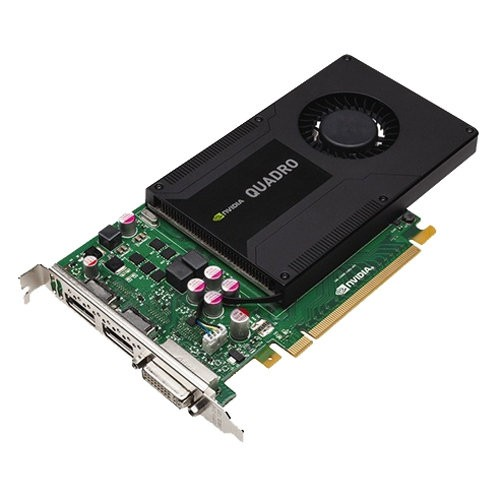 nVIDIA Quadro K2000 2GB GDDR5 3D 繪圖卡