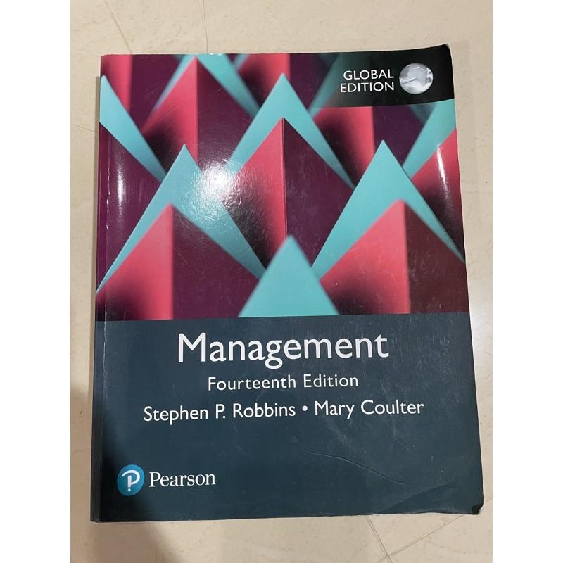 Management 管理學 原文書 14版