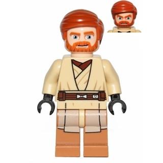樂高人偶王 LEGO 絕版-星戰系列#75012 sw0449 Obi 屏東縣
