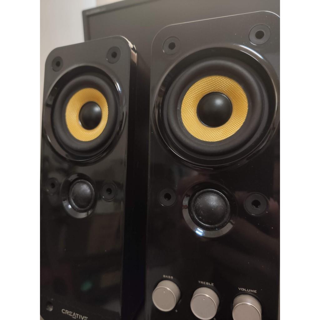 CREATIVE 創新未來 GigaWorks T20 Series II 喇叭