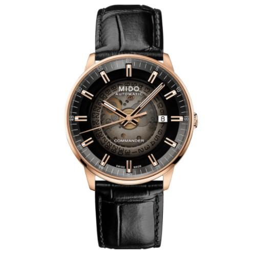 MIDO 美度M021.407.36.411.00Commander Gradient漸層80小時腕錶 麗寶錶樂園