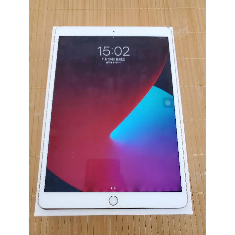 蘋果 Apple iPad Pro 2017 10.5吋 金色 64g 二手平板電腦