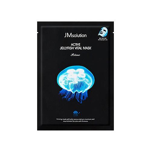 韓國 JMsolution 水母彈力緊緻面膜(單片33ml)【小三美日】D181061