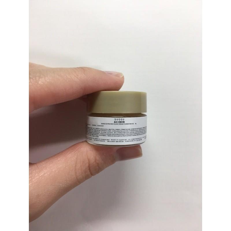 Suqqu晶采光艷粉霜-4ml /色號102