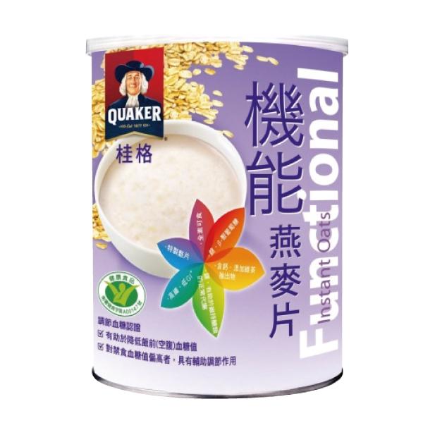 桂格 機能燕麥片 (700g/罐)【杏一】