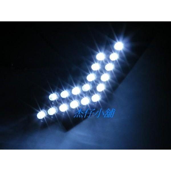 【杰仔小舖】KOSO高亮度箭頭造型LED後方向燈,適用:MANY/魅力100/MANY110/MANY100