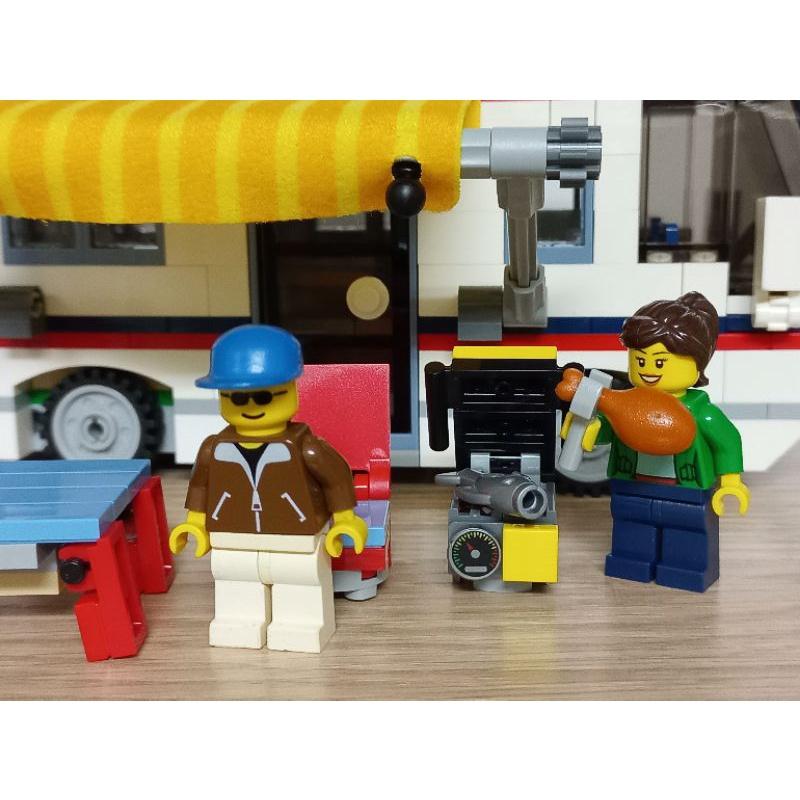 (二手已組)lego 樂高 31052 露營車