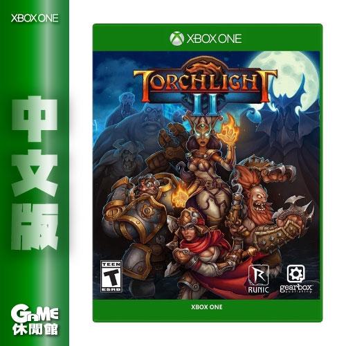 XBOX ONE《火炬之光 2》中文版【預購】【GAME休閒館】